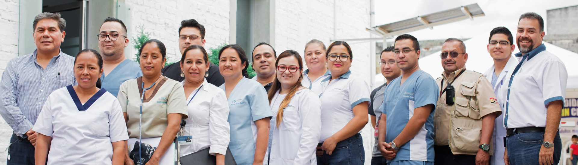 Equipo Hospital Ángeles